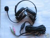 Computer PC Laptop Desktop Headset Headphone VoIP