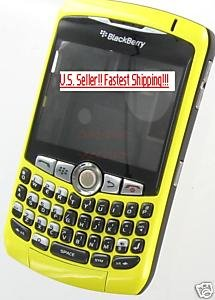 Un-Branded Full Housing BlackBerry 8300 8310 8320 Curve Yellow