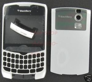 Verizon Original OEM RIM Blackberry Curve 8330 Housing Silver