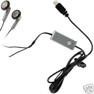 OEM HTC T-Mobile Stereo Headset For Dash S620 8525 EMC220