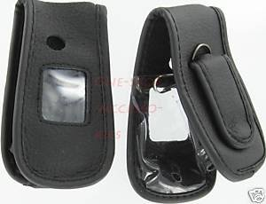 Leather Fitting Case For Nokia 6126 6131 6133