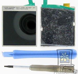 CDMA RIM Blackberry Pearl 8130 OEM LCD Screen Display