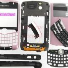 Pink Original BlackBerry 8330 Curve Complete Housing US