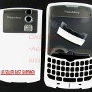 RIM Blackberry Curve 8330 White Housing Case Metro PCS