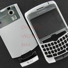 AT&T Blackberry Curve 8300 8310 8320 OEM Housing Case Silver