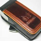 Leather Case Pouch Sony-Ericsson T290a T630 T637 W910 W580 W200 W610 W810