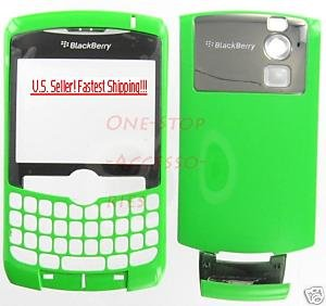 Brand New AT&T Blackberry Curve 8300 8310 8320 Housing Green