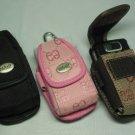 HaveyDuty Case Pouch Motorola ic602 c290 v365 v195 v197