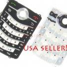 Genuine Blackberry Pearl Flip 8220 Key Pad Keyboard New
