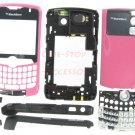 Hot Pink BlackBerry Curve 8300 8310 8320 Housing Case