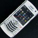 White Sprint Blackberry Pearl 8130 Smart Phone Handset