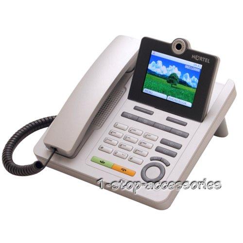LG-NORTEL H.264 IP 1535 NTEX02BAE6 SIP VIDEO IP PHONE