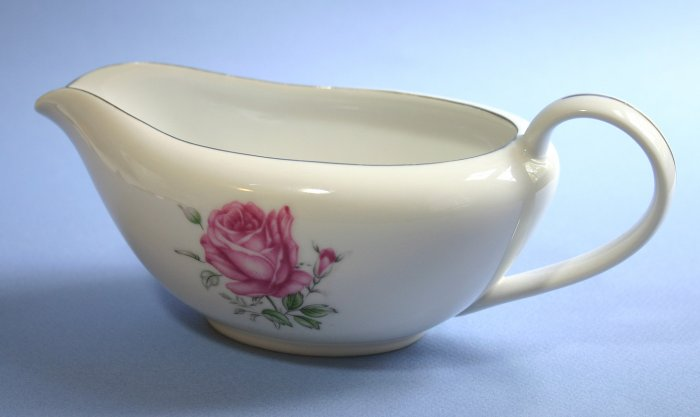 Fine China of Japan Imperial Rose Gravy Boat
