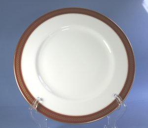 Coalport RED WHEAT 10&quot; Dinner Plates