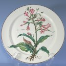 Villeroy & Boch Botanica Chop Plate (Round Platter) 12 Inch - Nicotiana Tabacum