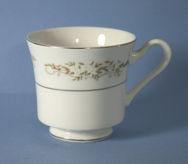 International Silver Springtime Footed Cup