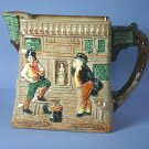 Vintage Royal Doulton PICKWICK PAPERS D5756 Jug-Pitcher from the Dickens Series Ware