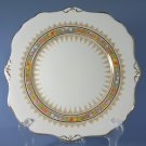 "Royal Stafford Bone China REGENCY 9"" Square Cake Plate"