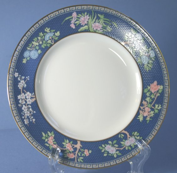 Wedgwood Blue Siam Bread and Butter Plate