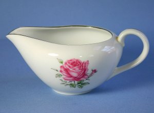 Fine China of Japan IMPERIAL ROSE 6702 8 oz Creamer