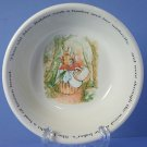 Wedgwood Peter Rabbit Coupe Cereal Bowl (The Baker)