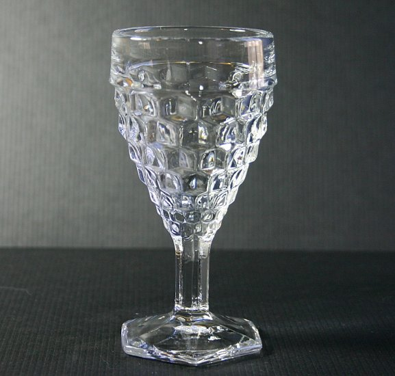 Fostoria American Clear Wine Glass