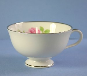 Furstenberg Colonial Rose Cup Only (Footed)