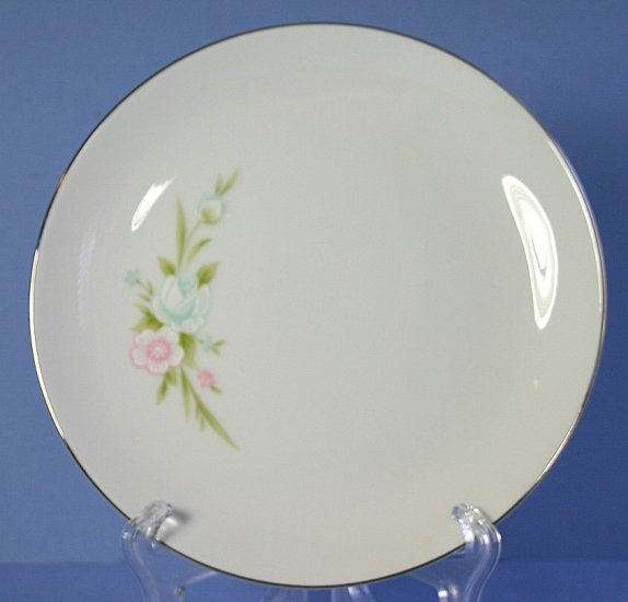 """Sango 6276 Chapel Rose 6"""" Bread and Butter Plate"""