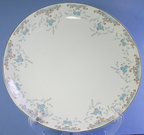"""Imperial China (Japan) 5303 Seville 11"""" Round Platter (Chop Plate)"""