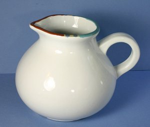 Dansk Mesa - White Sand (PORTUGAL) 48 Oz Pitcher