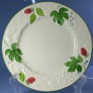 "Mikasa Country Berries 11"" Dinner Plate"