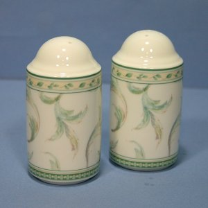 Fitz & Floyd MONTEREY Salt & Pepper Set