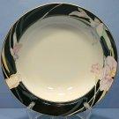 """Mikasa Charisma - Black 9"""" Round Vegetable Bowl"""