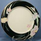 "Mikasa Charisma - Black 12"" Chop Plate (Round Platter)"