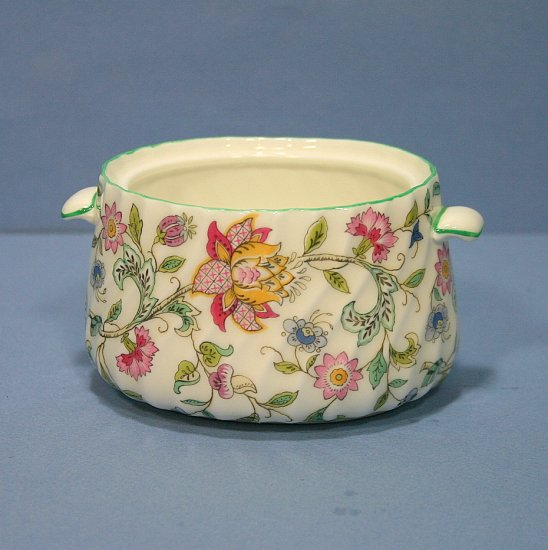 Minton Haddon Hall Sugar Bowl No Lid