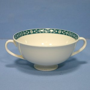 Royal Doulton MOONSTONE Cream Soup Bowl Only (Footed)