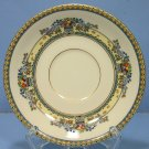"Lenox GOLDEN GATE (GOLD TRIM) 6"" Saucer Only"