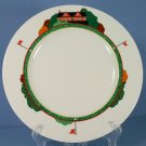 Christopher Stuart Fairway Dinner Plate