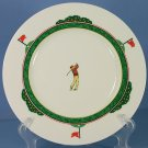 "Christopher Stuart Fairway 8"" Salad Plate"