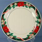 Tienshan Deck The Halls (Verge) Dinner Plate