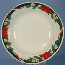 Tienshan Deck The Halls (Verge) 9&quot; Round Vegetable Bowl