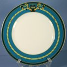 Ceralene Limoges France Serenade Blue Salad Plate