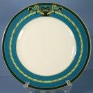 """Ceralene Limoges France Serenade - Blue 7"""" Salad Plate"""