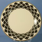 Pickard Ensemble Black 8&quot; Salad Plate