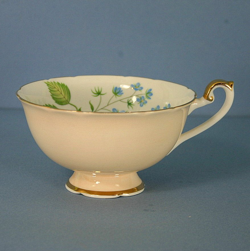 Shelley Pattern 14244 Cup Only (Footed)