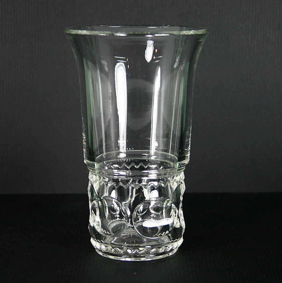 Tiffin - Franciscan King's Crown - Clear 13 oz Flat Iced Tea