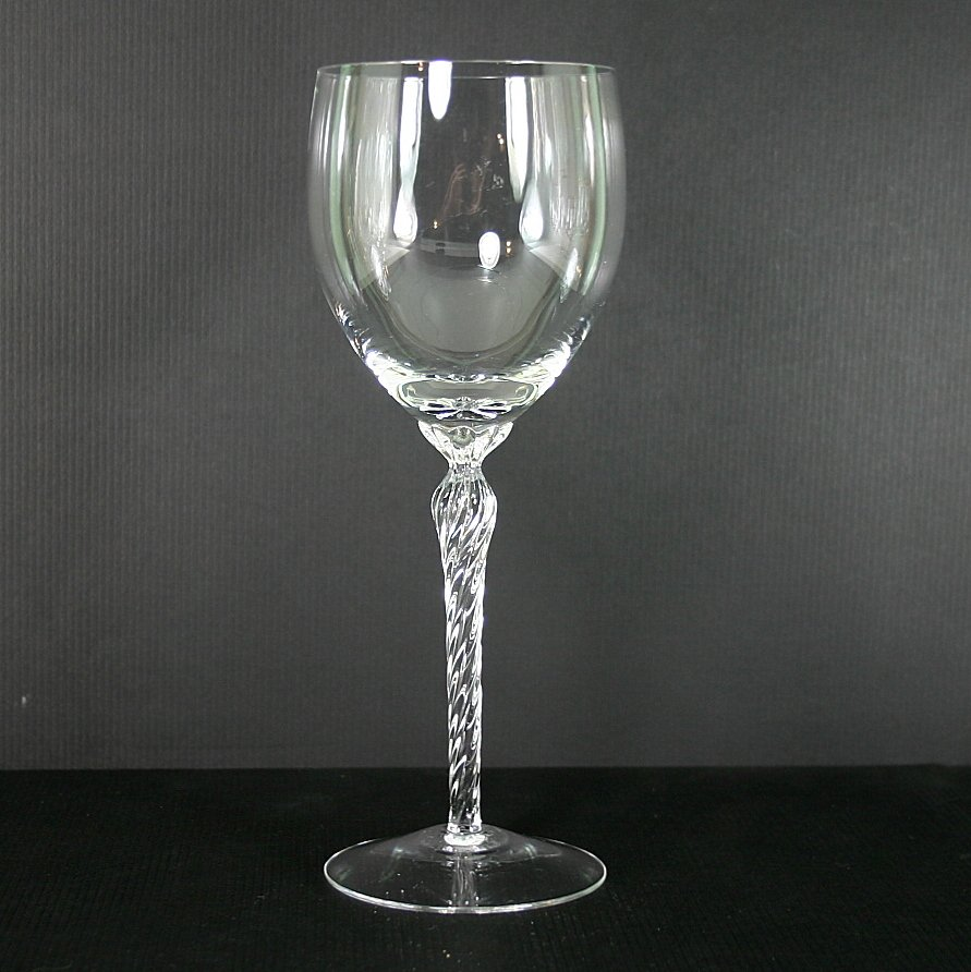 "Lenox Crystal Aria 8"" Water Goblet"