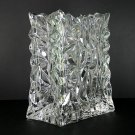 "Rosenthal Crystal Studio-Line Bag 8"" Flower Vase"