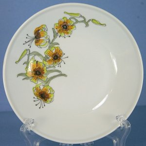 "Bernardaud & Co. - B & Co. Limoges France Sabine 5"" Fruit Dessert Bowl"