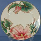 "Fitz and Floyd Hummingbird Buff 6"" Bread and Butter Plate"
